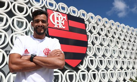 Henrique Dourado Flamengo