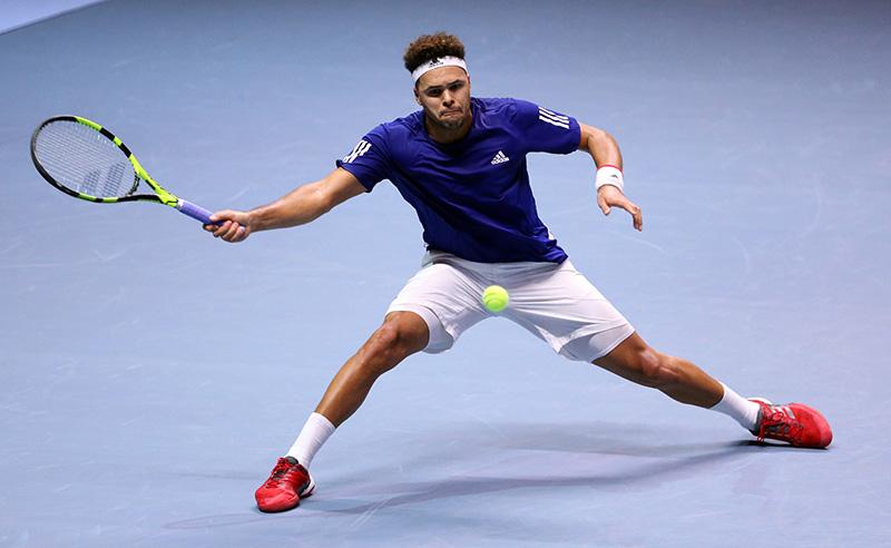 Davis Cup World Group Final – France v Belgium – Day Three
