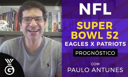Palpites Paulo Antunes NFL Super Bowl 52