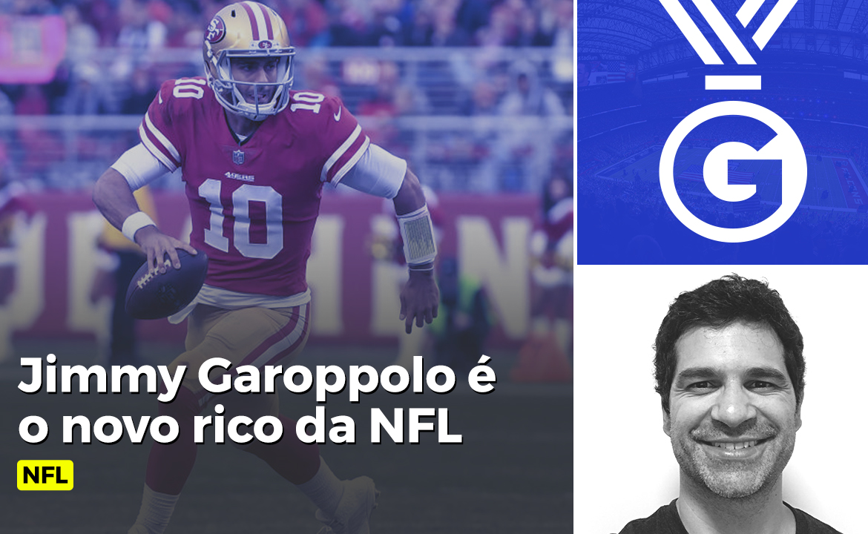 Paulo Antunes analisa Jimmy Garoppolo
