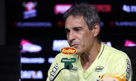 Paulo César Carpegiani Flamengo