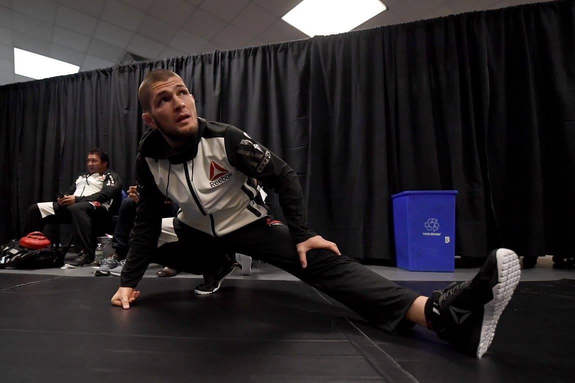Khabib Nurmagomedov – UFC