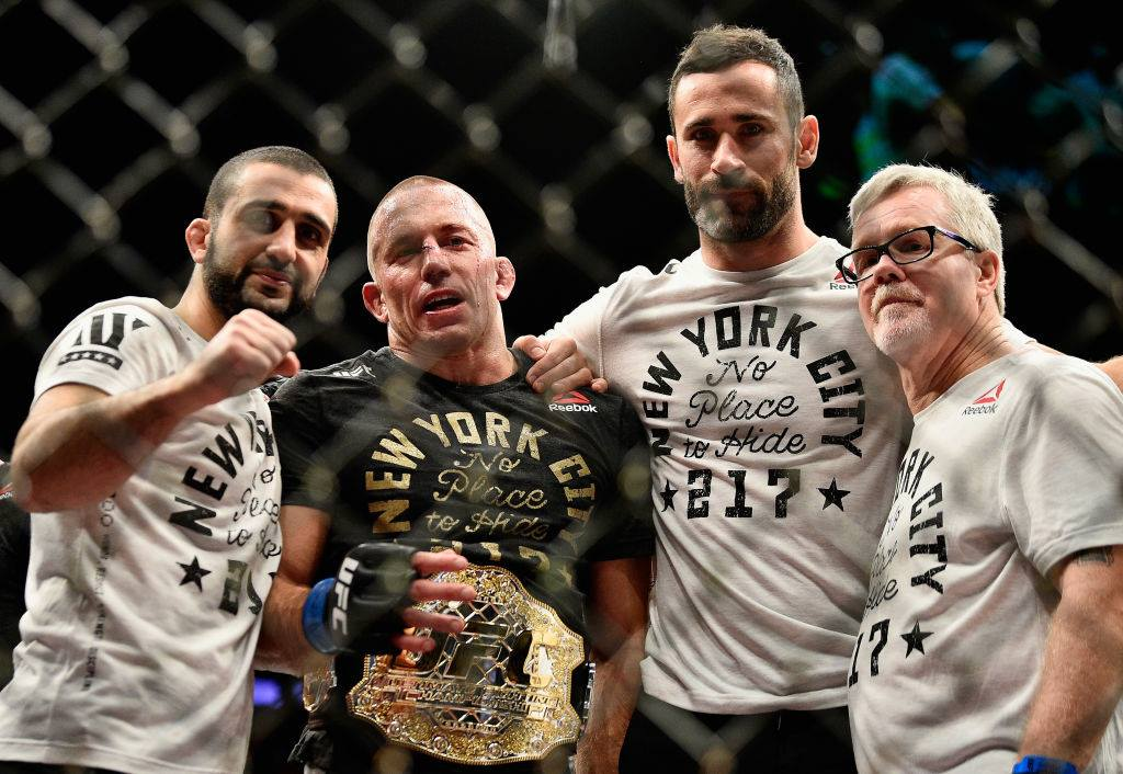GSP – UFC