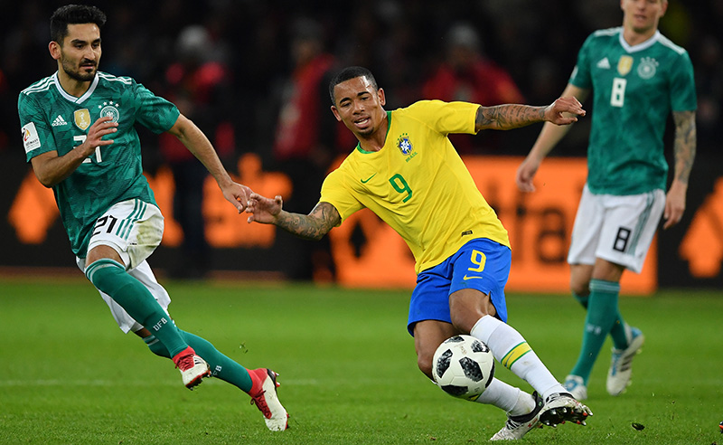 Germany v Brazil – International Friendly