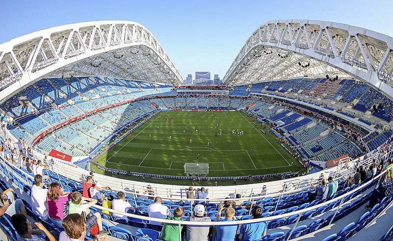 Estádio Olímpico Fisht Sochi