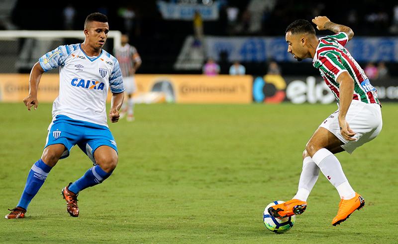 Fluminense x Avaí – 01/03/2018