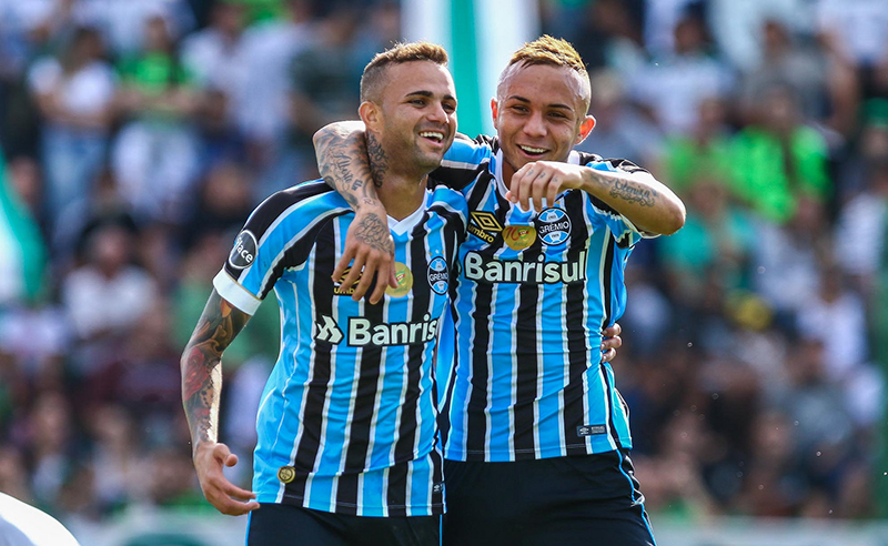 Grêmio Gauchão 2018