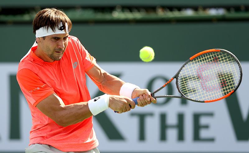 beaf82167a2 Zebras nos primeiros dias do Masters 1000 de Indian Wells vão de Marcelo  Melo a ex-número 1 Novak Djokovic