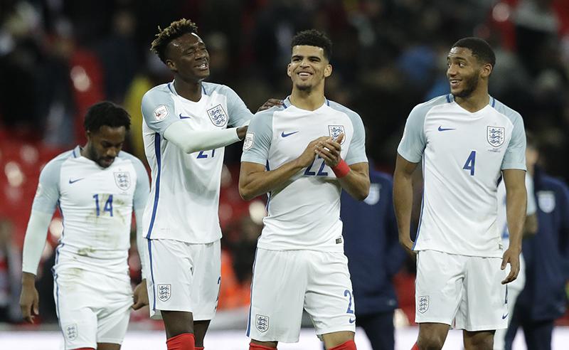 Britain England Brazil Soccer