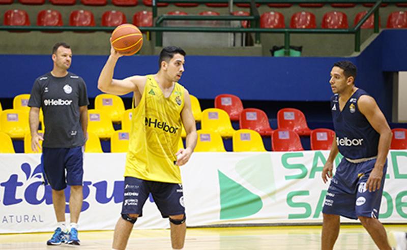 Equipe do Mogi na NBB, destaque para quem gosta de apostar em basquete