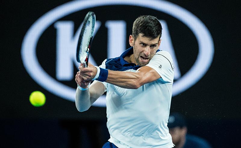 TENNIS: JAN 22 Australian Open