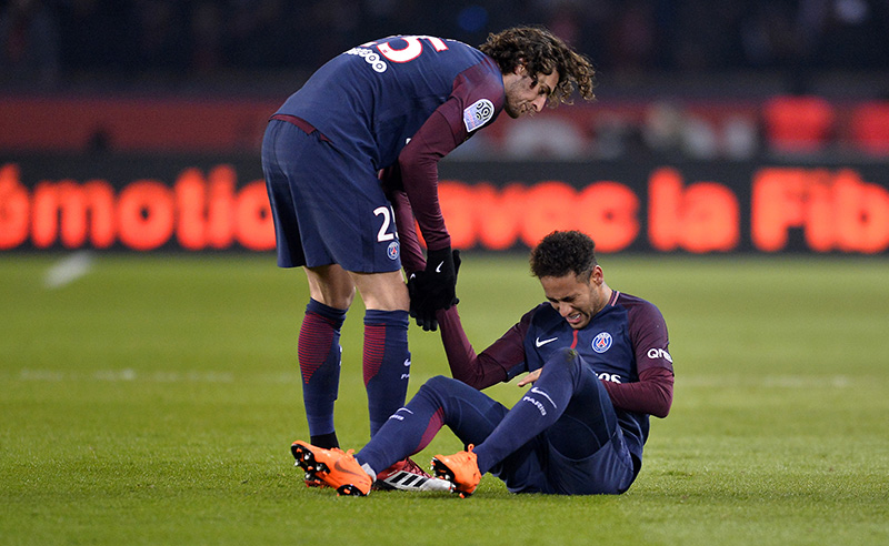 Paris Saint Germain v Olympique Marseille – Ligue 1