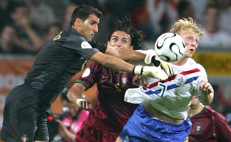FIFA 2006 World Cup – Round of 16 – Portugal vs Netherlands