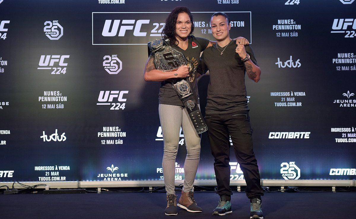 UFC 224 – Amanda Nunes e Raquel Pennington (33)