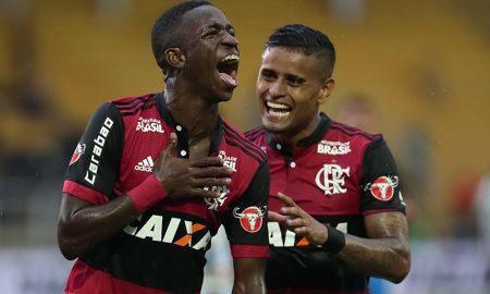 Vinicius Junior chororo