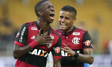 Vinicius Junior chororô