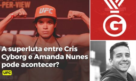 Cris Cyborg Vs Amanda Nunes