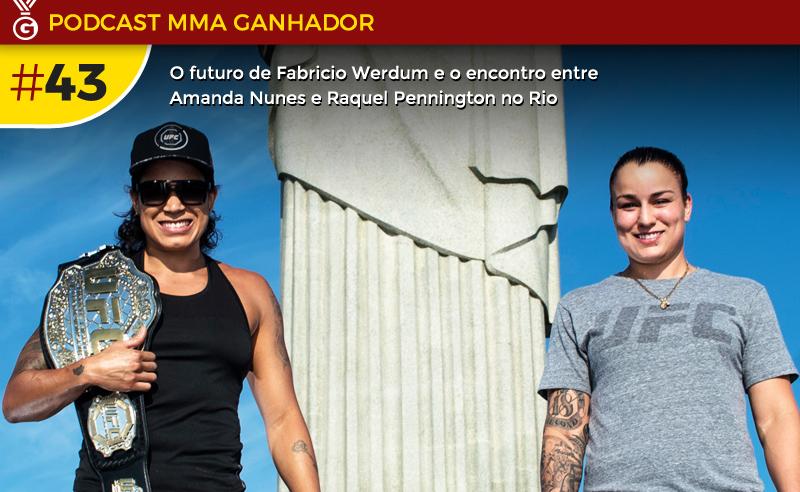 Amanda Nunes Vs Raquel Pennington