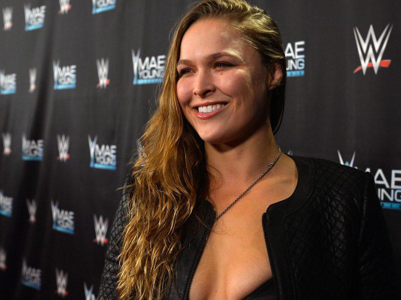 Ronda Rousey – WWE