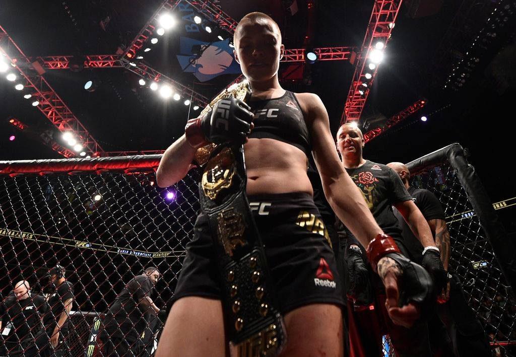 Rose Namajunas – UFC