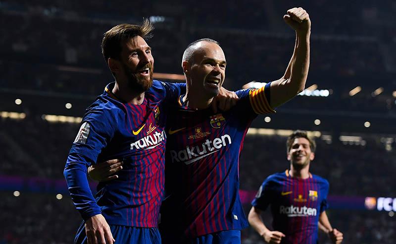Barcelona v Sevilla – Spanish Copa del Rey Final