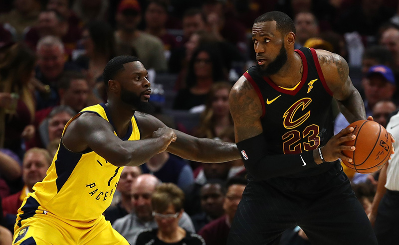 Indiana Pacers v Cleveland Cavaliers – Game Five