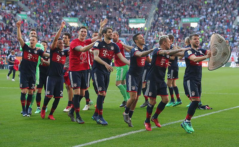 FC Augsburg v FC Bayern Muenchen – Bundesliga