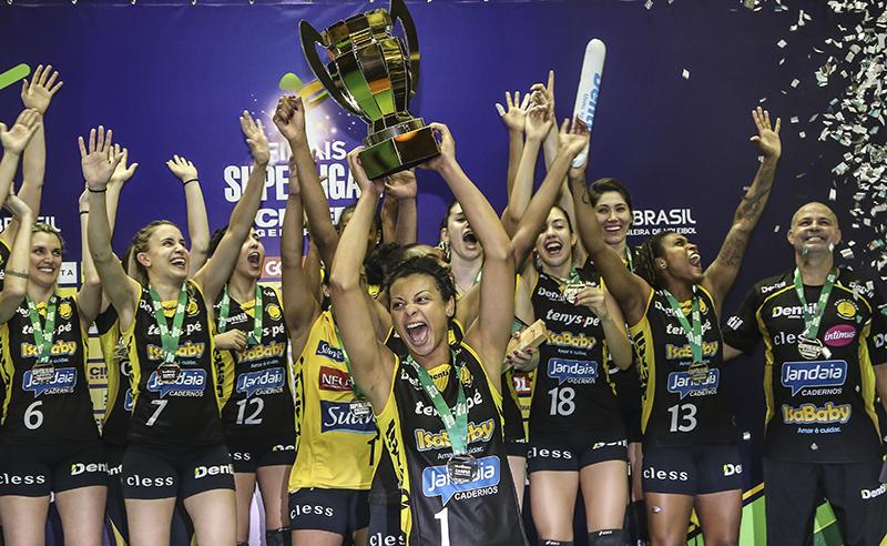 Dentil Praia Clube Campeão Superliga