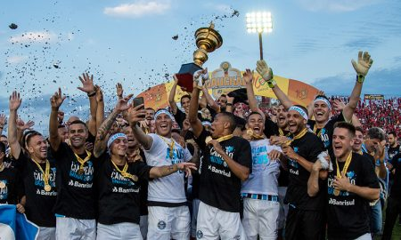 Grêmio Campeão Gaúcho 2018