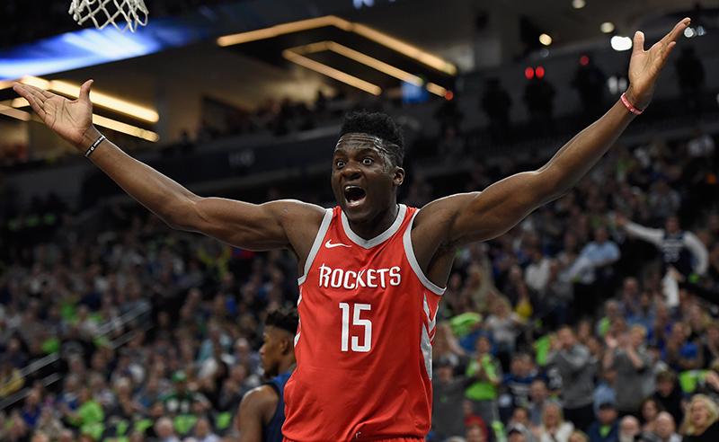 Houston Rockets v Minnesota Timberwolves – Game Four