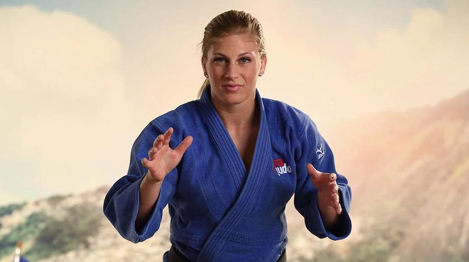 Kayla Harrison – MMA
