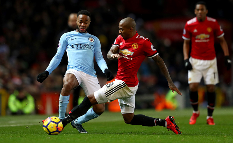 Manchester United v Manchester City – Premier League