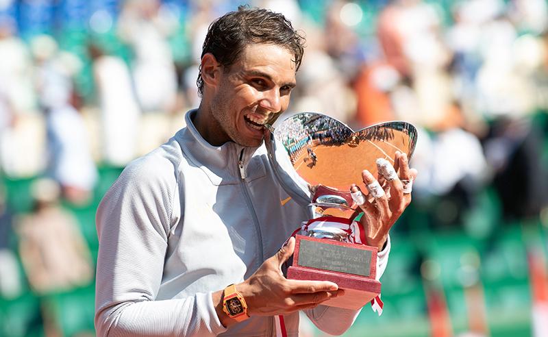 ATP Monte-Carlo Rolex Masters tournament final