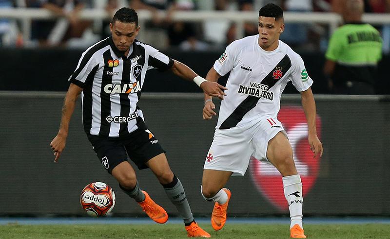 Vasco x Botafogo Final Carioca