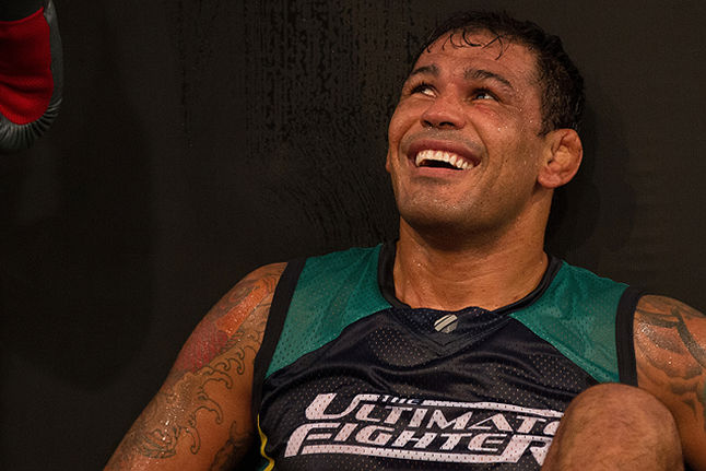 Rodrigo Minotauro – UFC