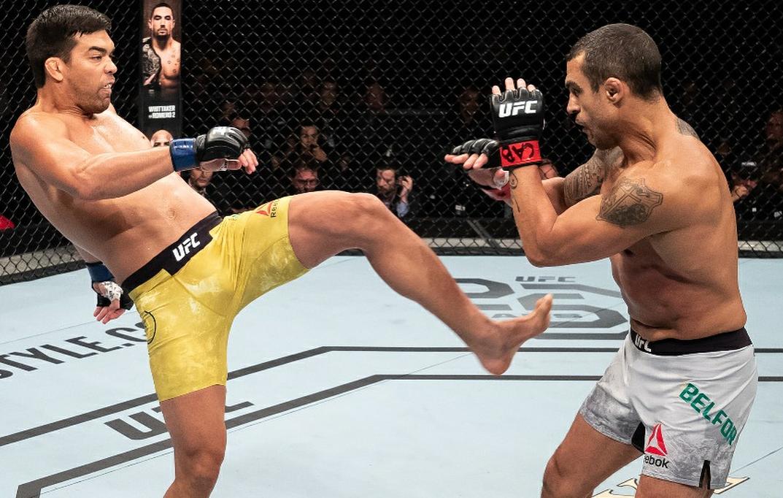Lyoto Machida Vs Vitor Belfort – UFC