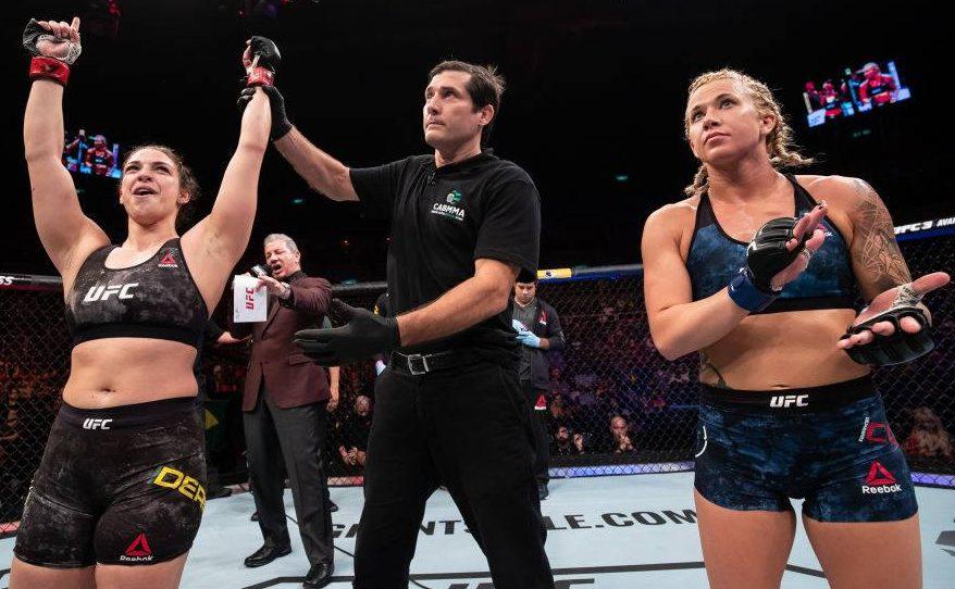 Mackenzie Dern – UFC