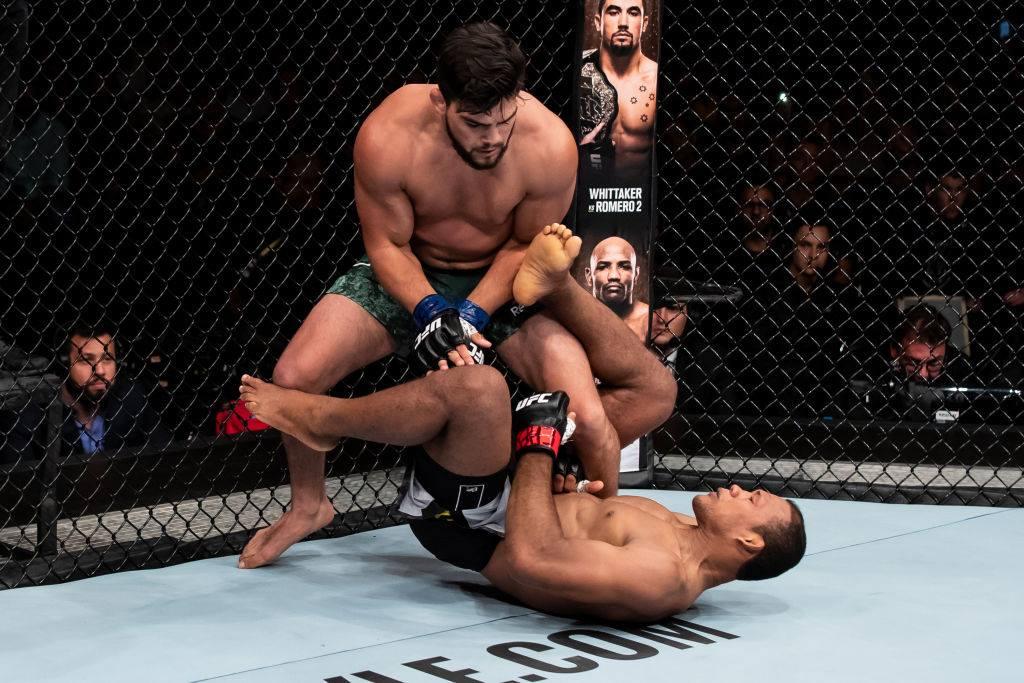 Kelvin Gastelum – UFC