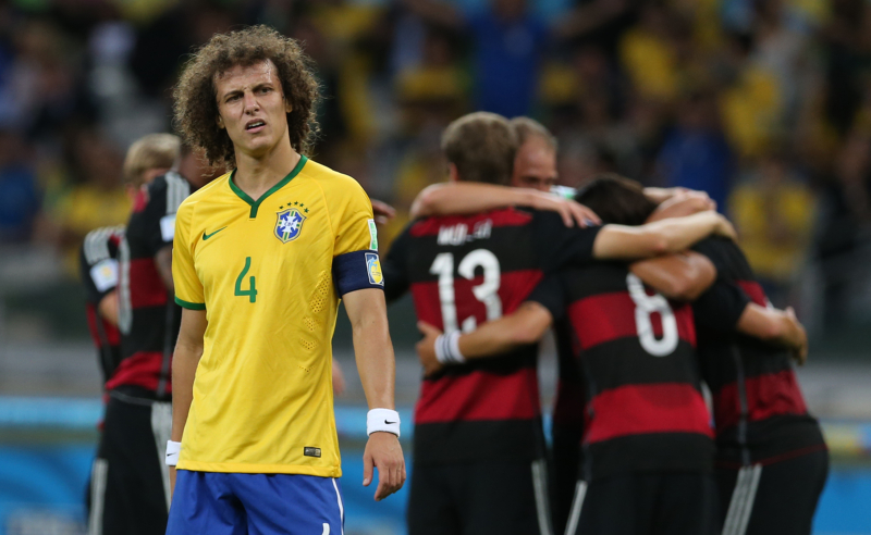 Alemanha vs Brasil 2014 7×1