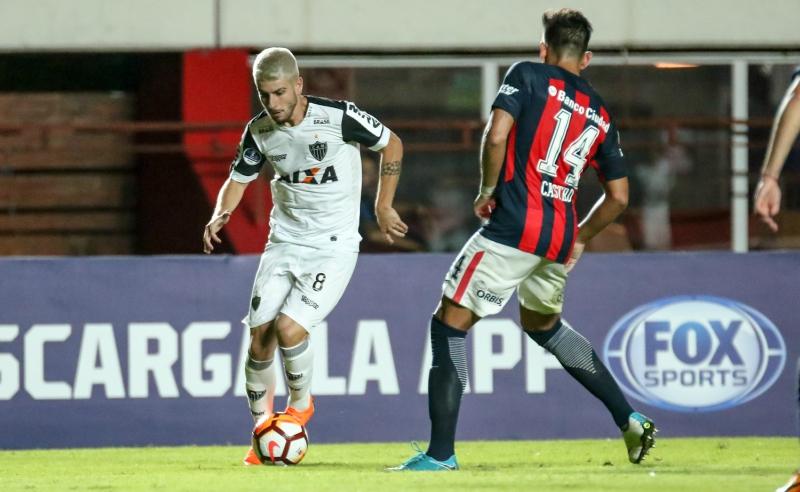 Atlético-MG vs San Lorenzo