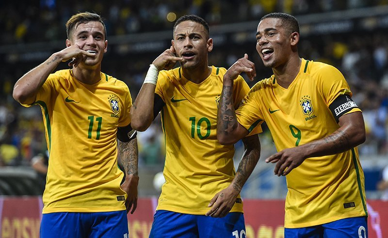 Brasil na Copa do Mundo
