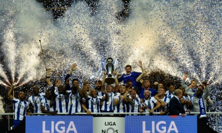 FC Porto Campeão Português 2018