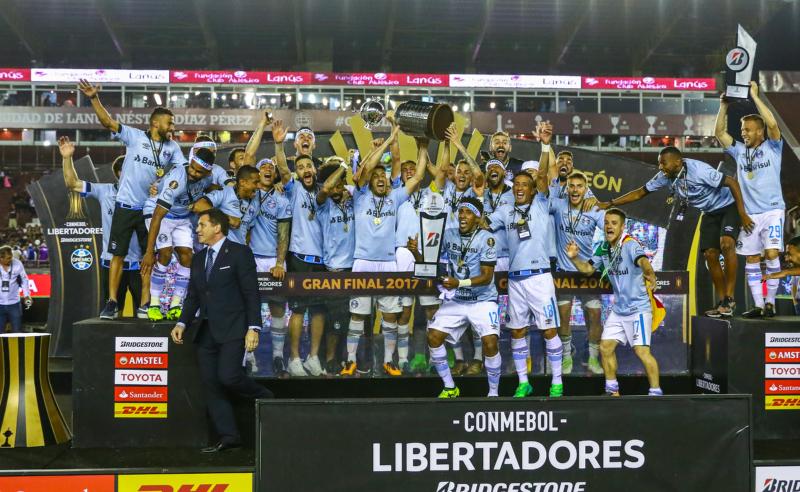Final Libertadores 2017