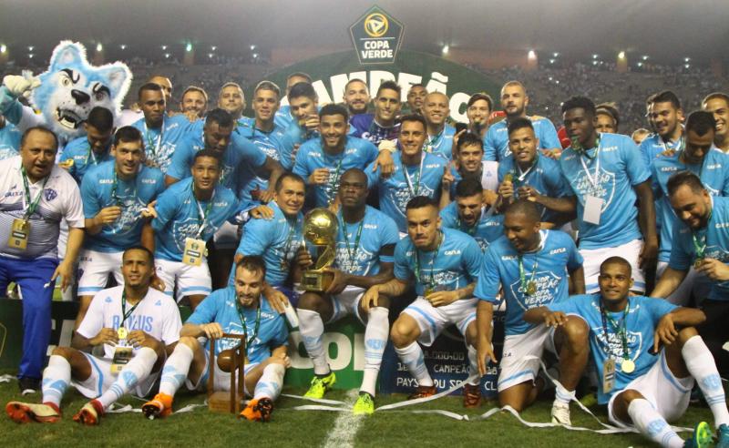 Paysandu Copa Verde