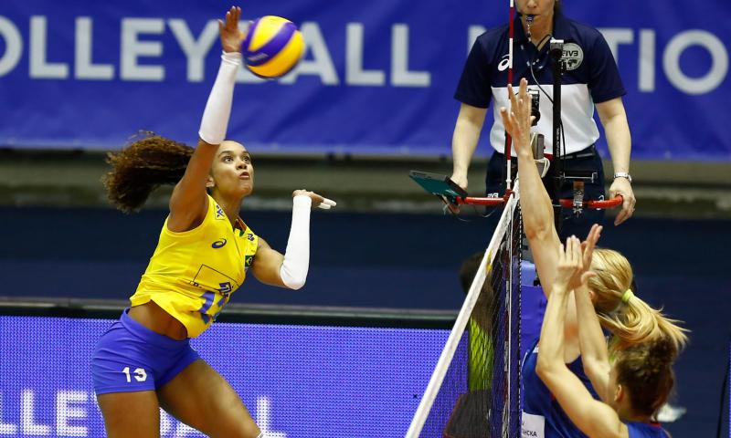 Seleção Brasileira Feminina de Volei