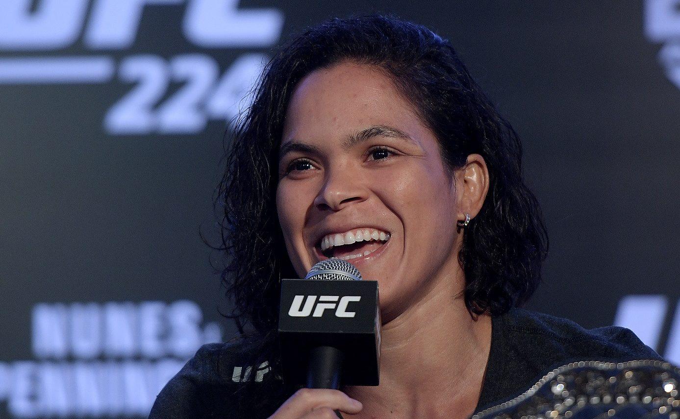 UFC 224 – Amanda Nunes (2)