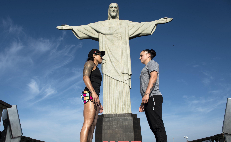 UFC 224 – Amanda Nunes e Raquel Pennington