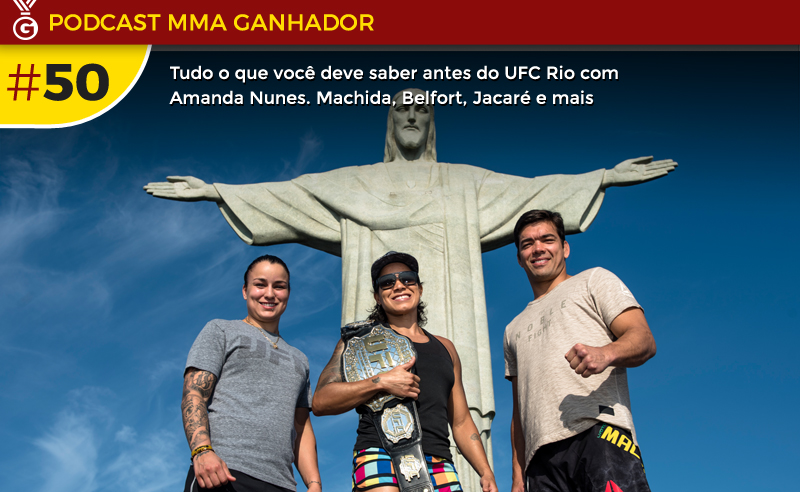 Podcast MMA Ganhador 50