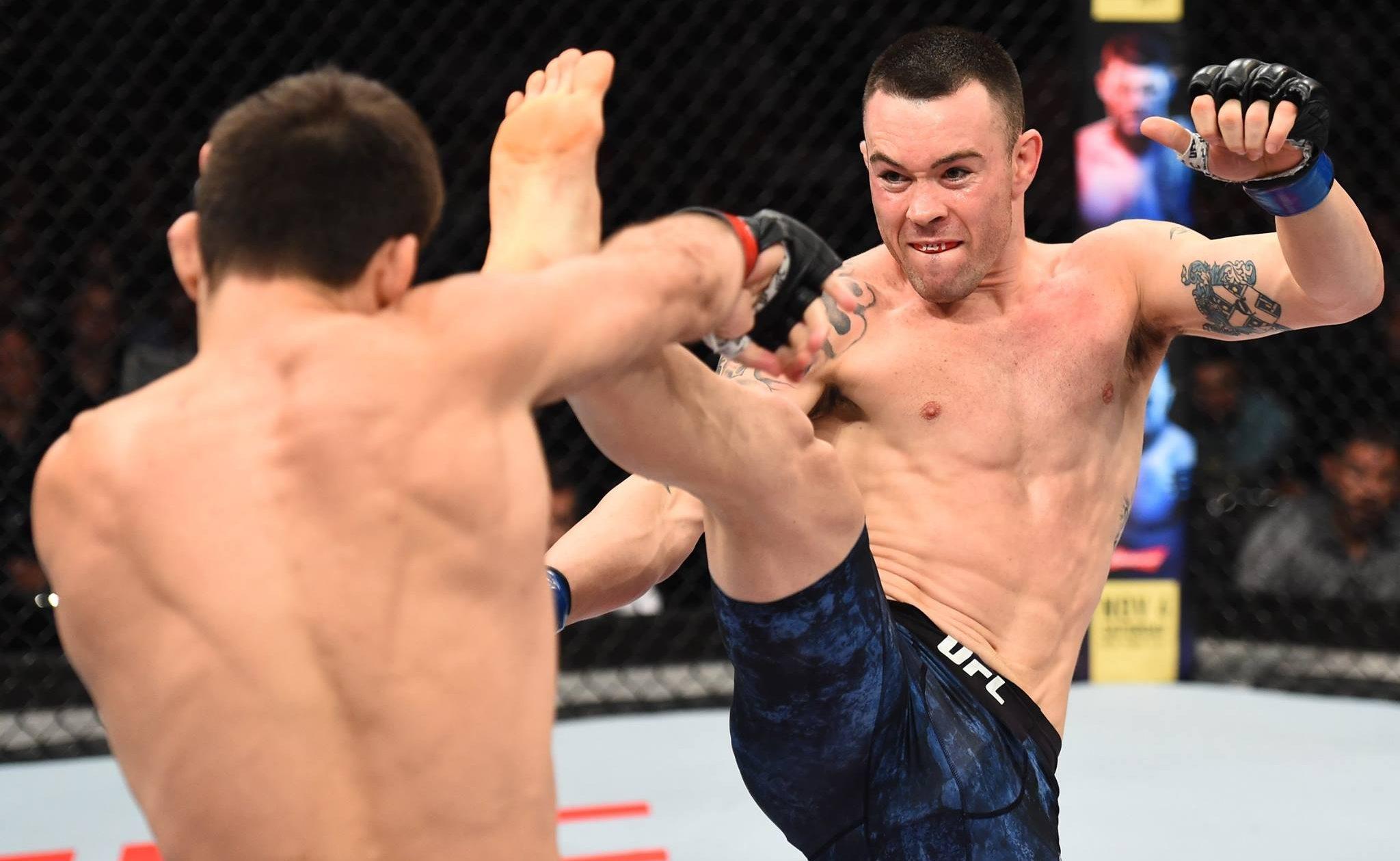 Colby Covington – UFC