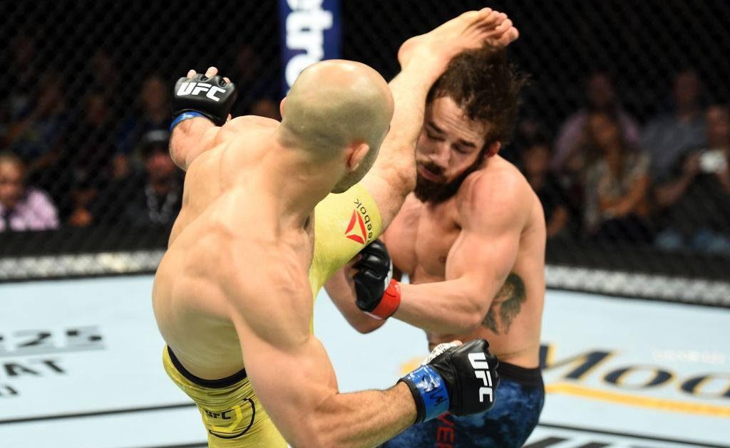 Marlon Moraes – UFC